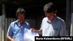 Глава сельской управы Желе-Добо Марат Сатыбалдиев, Джеты-Огузский район Иссык-Кульской области.