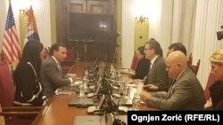 Sastanak u Skupštini Srbije