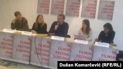 """Organizatori festivala """"Slobodna zona"""""""