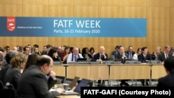 FATF Plenary Plenary session in Paris