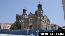 Burgas, Bulgaria 2016: Catedrala Sf. Chiril și Metodius