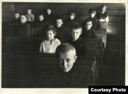 Ученики сельской школы. 1931. Фото Маргарет Бурк-Уайт
