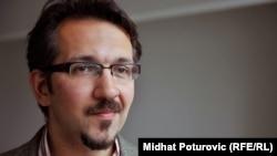 Edin Hajdarpašić, foto: Midhat Poturović