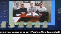 Еміль Курбедінов, Дилявер Меметов, Рустем Кямілєв