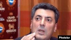 председатель Народной партии Армении Степан Демирчян
