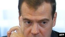 دیمیتری مدودف، رئیس جمهور روسیه