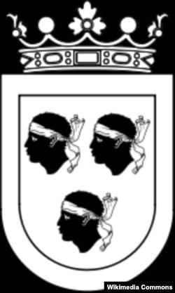 Însemnul din heraldica lui Paul Ritter