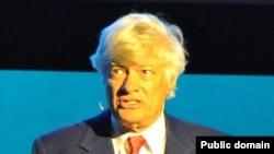 Իրավաբան, իրավապաշտպան Ջեֆրի Ռոբերթսոն
