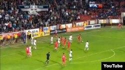 Utakmica Srbija - Engleska