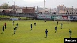 Pamje e një ndeshjeje të Trepçës 89 gjatë sezonit të kaluar në stadiumin në Mitrovicë