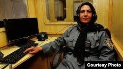 Fotografi arkivi e Nigar, polices afgane në Helmand