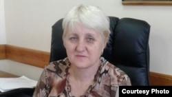 Председатель Конфедерации независимых профсоюзов Казахстана (КНПК) Лариса Харькова.