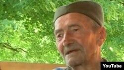 Jovo Tarabić, unuk čuvenog proroka Mitra, negovatelj Kremanskog proročanstva, 2012.
