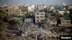 Газа, 08.07.2014.
