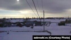 Село Соболево на Камчатке