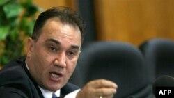 وزير شؤون مناطق خارج الاقليم في حكومة اقليم كردستان محمد احسان