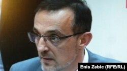 Хрватскиот министер за земјоделство Тихомир Јаковина.