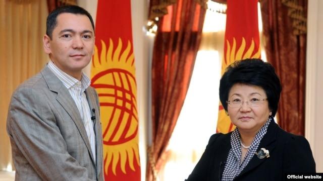 President Roza Otunbaeva tasked Respublika leader Omurbek Babanov to form a coalition.