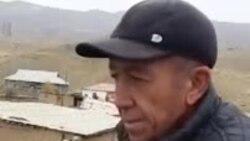 Тадбиркор Эркин Миралиев банк берган кредитга Алишер Шойимов қорамолларини олиб кетаётган пайт