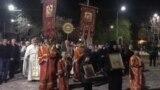 В Южной Осетии отметили Пасху