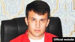 Акси Баҳодур Усмонов аз бойгонии Озодӣ