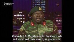 Zimbabwe Military 'Targeting Criminals' Around Mugabe