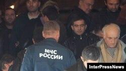 Rusiyada qeyri-leqal yaşayan gürcülər deportasiya olunur. 6 oktyabr 2006