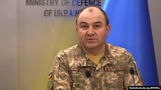 Іван Гаврилюк, начальник тилу Збройних сил України