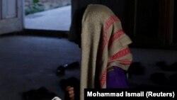 ارشیف، تصویر یک دختر افغان