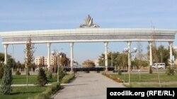 Хоразм вилояти Урганч шаҳри маркази