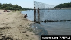 Так званая дзіцячая купальня