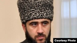 Муфтий Северной Осетии Али-Хаджи Евтеев