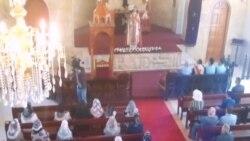 دهوك: الأرمن يحتفلون بعيد القيامة