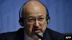 Генералниот секретар на ОБСЕ Ламберто Заниер.