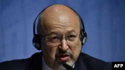 OSCE Secretary-General Lamberto Zannier (file photo)