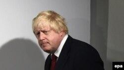 Один из главных претендентов на пост нового британского премьера Борис Джонсон