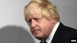 Бывший мэр Лондона Борис Джонсон, один из основных претендентов на пост премьер-министра Великобритании.