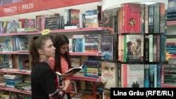 La Salonul de carte pentru copii