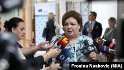 Ish-kryeprokurorja speciale, Katica Janeva. Fotografi nga