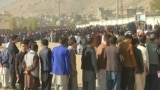 Long Queues As Afghans Forced Back Into Polling Stations Amid Chaos GRAB