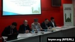 Семинар Международной исламской миссии в Симферополе, архивное фото
