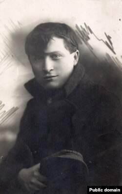 Язэп Пушча. 1923 год