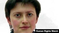 Исполнительный директор Гражданского форума ЕС – Россия Анна Севортьян