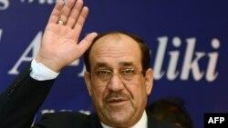 Ирак. Премьер-министр Нури ал-Малики
