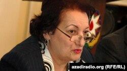 Elmira Süleymanova, Azərbaycan Respublikasının İnsan hüquqları üzrə müvəkkili (Ombudsman).