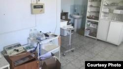 В кабинете инфекционных заболеваний в медучреждении в городе Уральске. Иллюстративное фото.