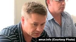 Убитый амурский предприниматель Константин Калашников