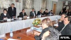 Встреча атырауских фермеров с менеджерами компании «КазАгроФинанс».