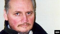 France -- Venezuelan terrorist Ilich Ramirez Sanchez, known as Carlos the Jackal, 03Mar2004