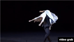 """Imagine din baletul """"Hamlet"""""""